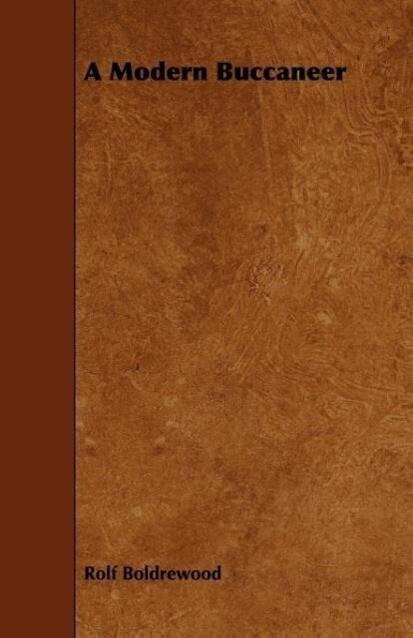 A Modern Buccaneer als Taschenbuch