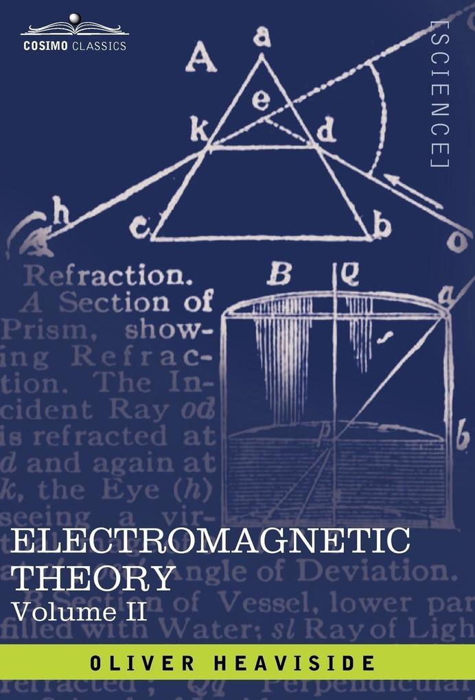 Electromagnetic Theory, Vol. II als Buch (gebunden)