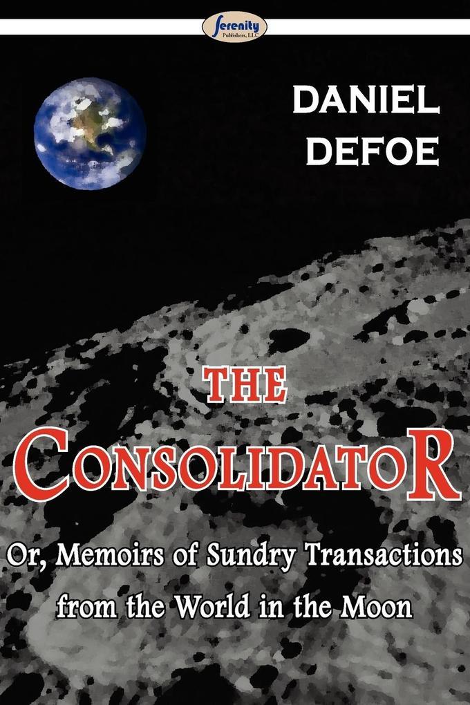 The Consolidator als Buch (kartoniert)