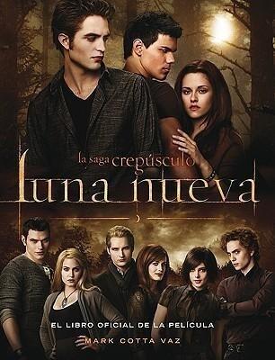 Luna Nueva: El Libro Oficial de la Pelicula als Taschenbuch