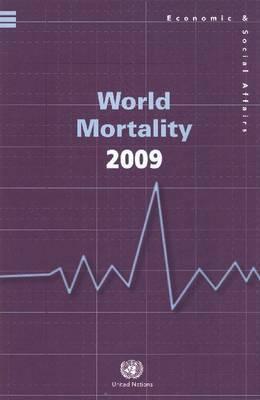 World Mortality 2009 (Wall Chart) als Taschenbuch