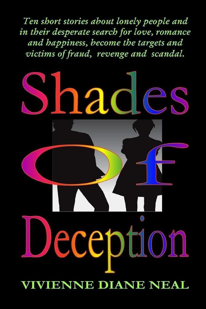 Shades of Deception als Taschenbuch