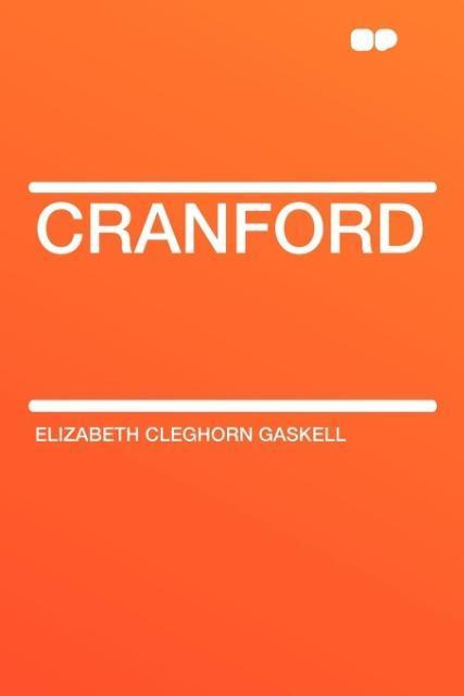 Cranford als Taschenbuch
