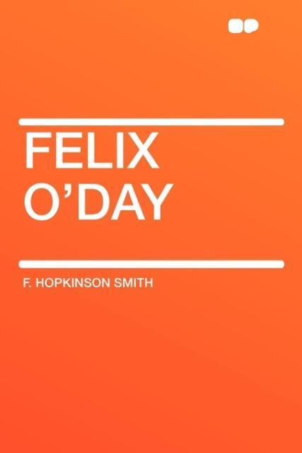 Felix O'Day als Taschenbuch