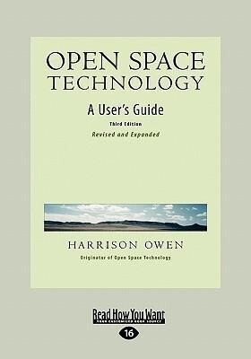 Open Space Technology: A User's Guide (Easyread Large Edition) als Taschenbuch