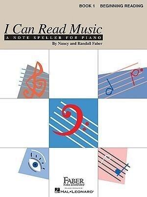 I Can Read Music, Book 1: Beginning Reading als Taschenbuch