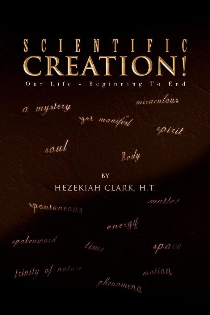 Scientific Creation! als Taschenbuch