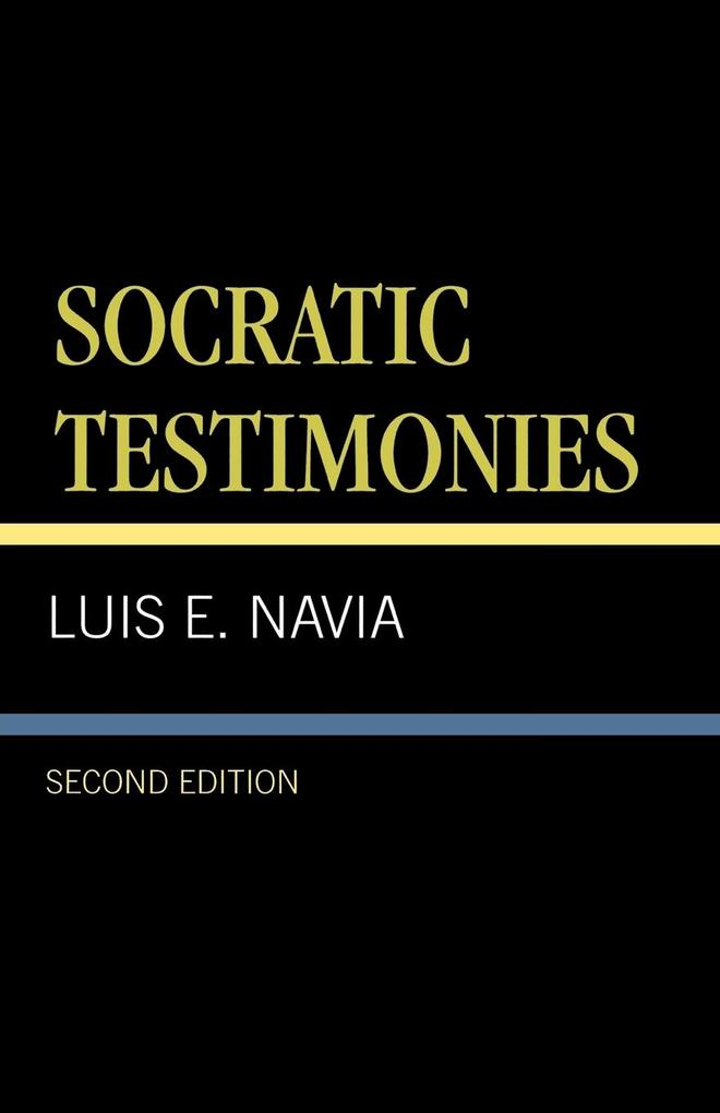 Socratic Testimonies, Second Edition als Taschenbuch