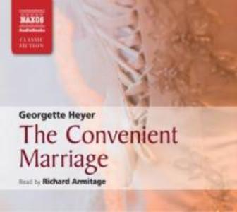 The Convenient Marriage als Hörbuch CD