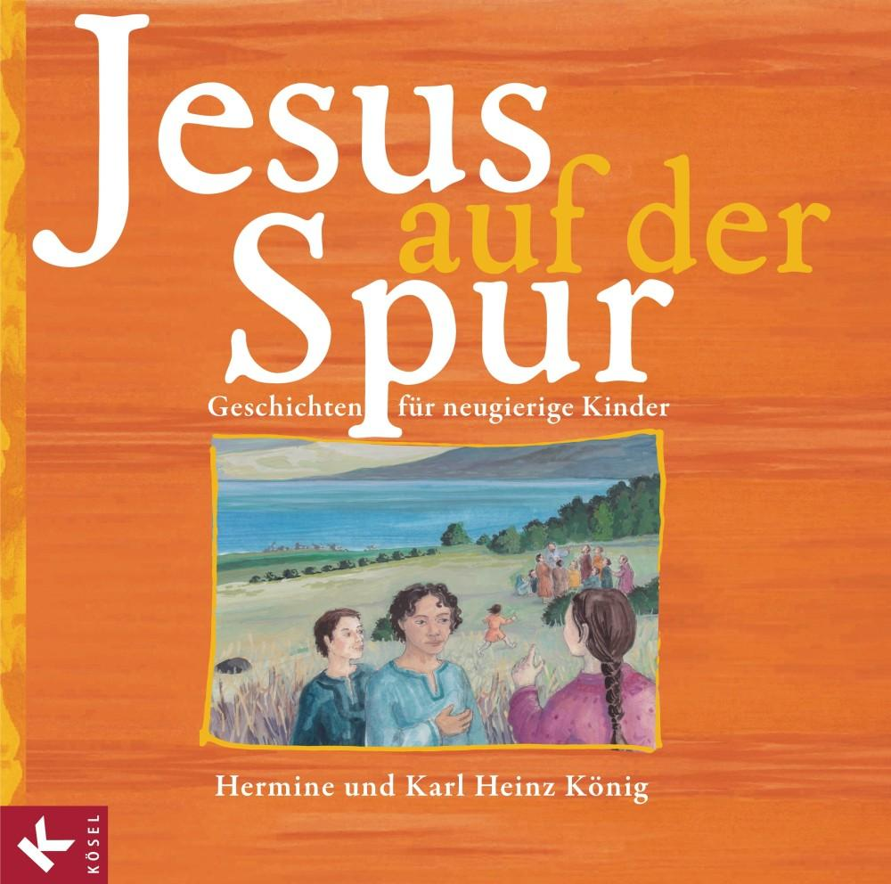 Jesus auf der Spur als eBook epub
