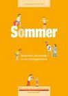 Materialien für den Kindergarten: Sommer
