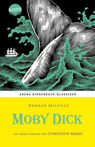 Moby Dick als Buch