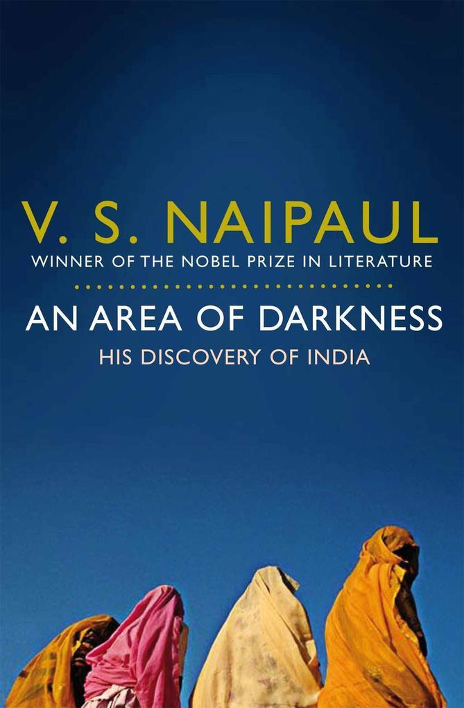 An Area of Darkness als Taschenbuch