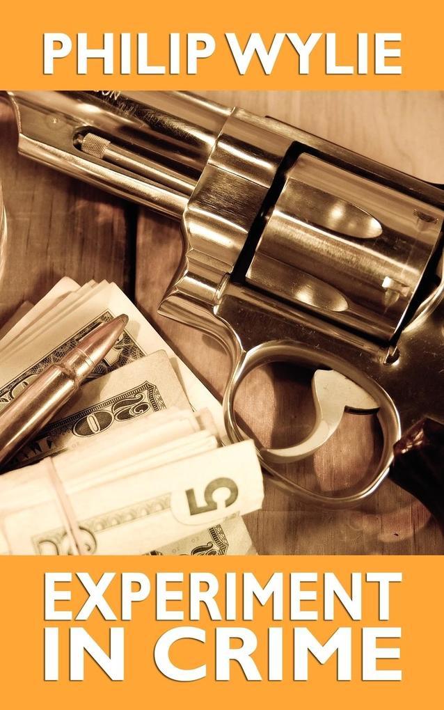 Experiment in Crime als Taschenbuch