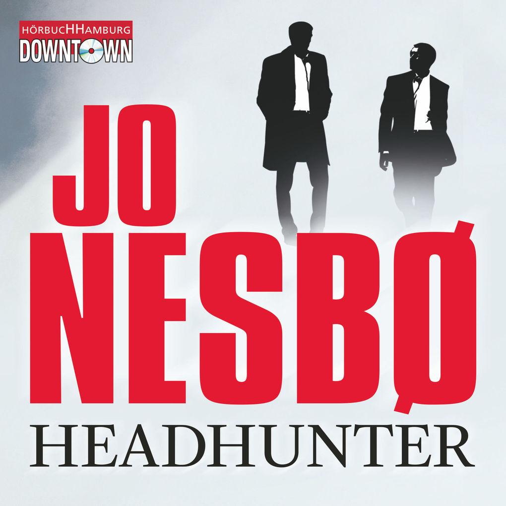 Headhunter als Hörbuch Download