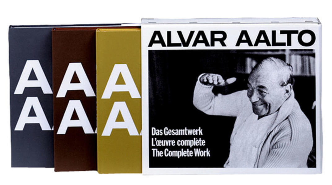 Alvar Aalto - Das Gesamtwerk / L'oeuvre complète / The Complete Work als Buch (gebunden)