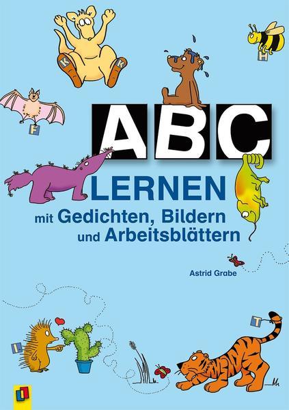 ABC lernen als Buch (kartoniert)