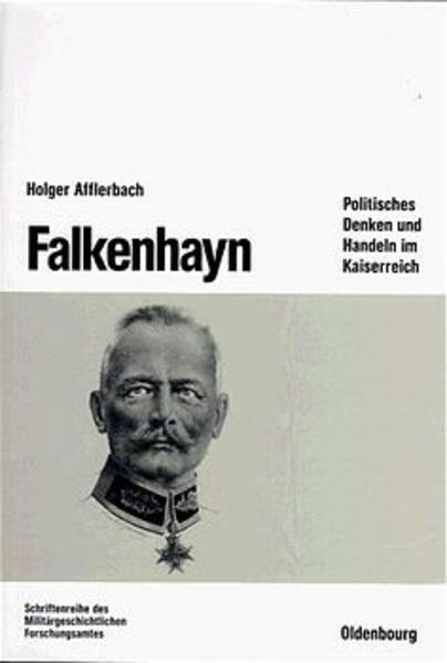 Falkenhayn als Buch (gebunden)