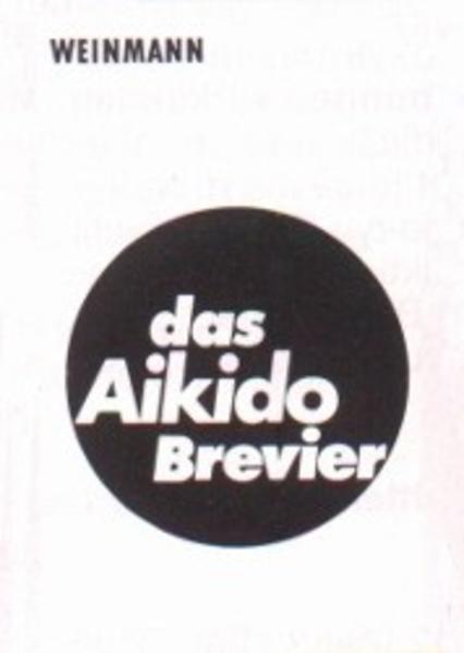 Das Aikido Brevier als Buch (kartoniert)