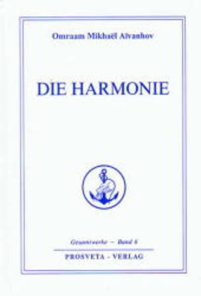 Die Harmonie als Buch (gebunden)