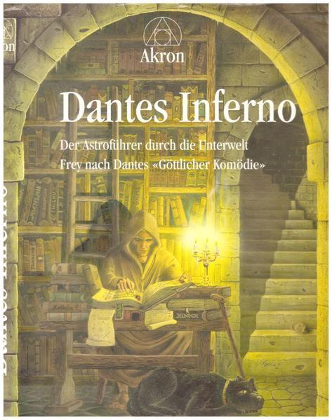Dantes Inferno als Buch (gebunden)