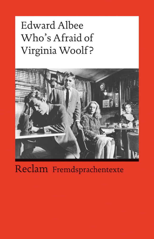Who's Afraid of Virginia Woolf? als Taschenbuch