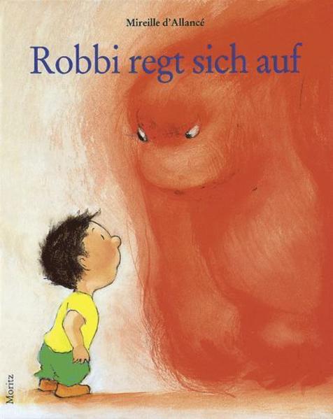 Robbi regt sich auf als Buch