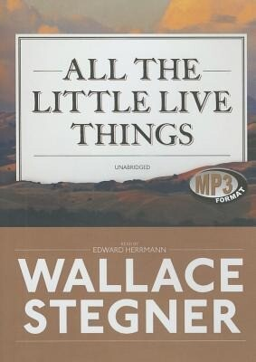 All the Little Live Things als Hörbuch CD