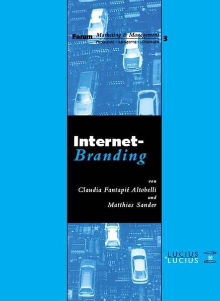 Internet-Branding als Buch (gebunden)
