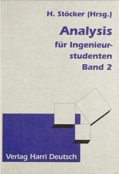 Analysis für Ingenieurstudenten II als Buch (gebunden)