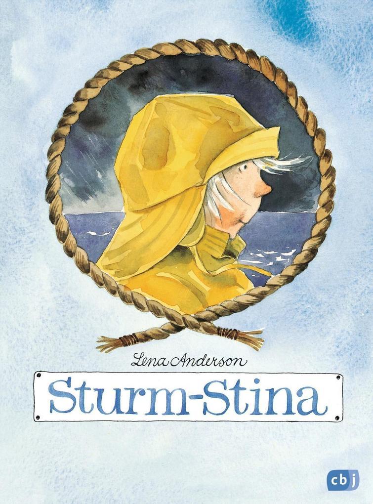 Sturm - Stina als Buch (gebunden)