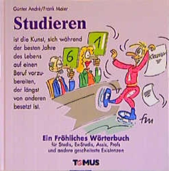 Studieren. Ein fröhliches Wörterbuch als Buch (kartoniert)