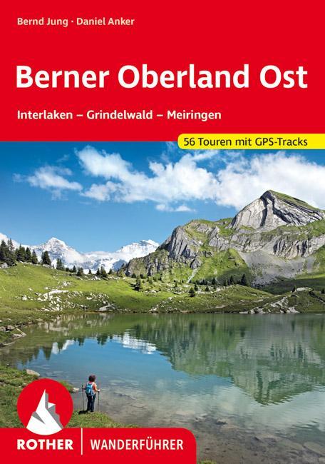 Berner Oberland Ost als Buch (kartoniert)