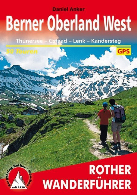 Berner Oberland West als Buch (kartoniert)