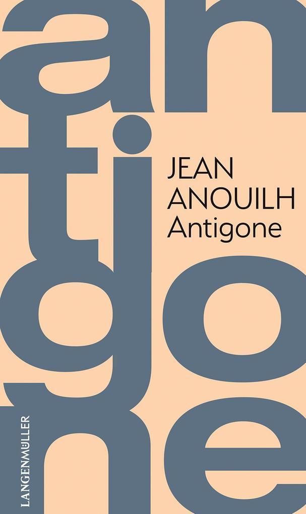 Antigone als Buch (kartoniert)