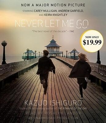 Never Let Me Go als Hörbuch CD
