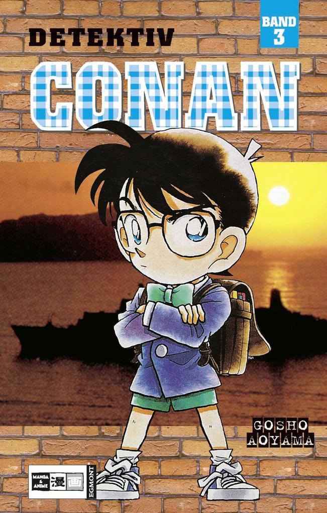 Detektiv Conan 03 als Buch (kartoniert)
