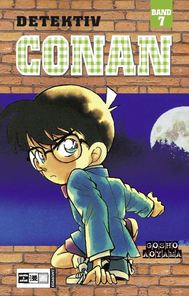 Detektiv Conan 07 als Buch (kartoniert)