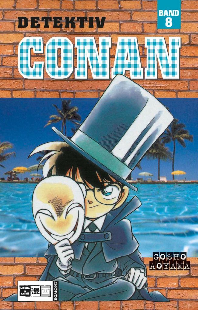 Detektiv Conan 08 als Buch (kartoniert)