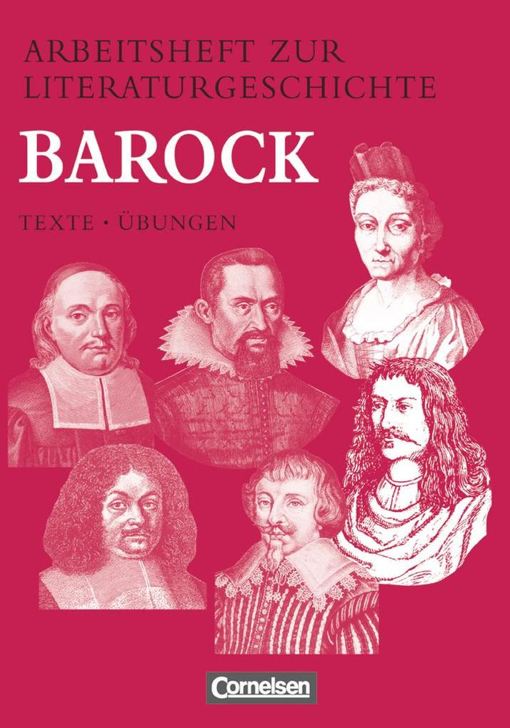Arbeitshefte zur Literaturgeschichte. Barock als Buch (kartoniert)