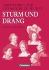 Arbeitshefte zur Literaturgeschichte. Sturm und Drang