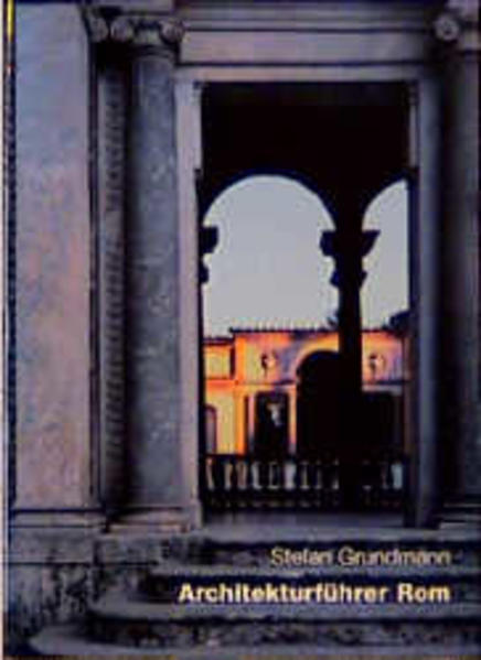 Architekturführer Rom als Buch (kartoniert)