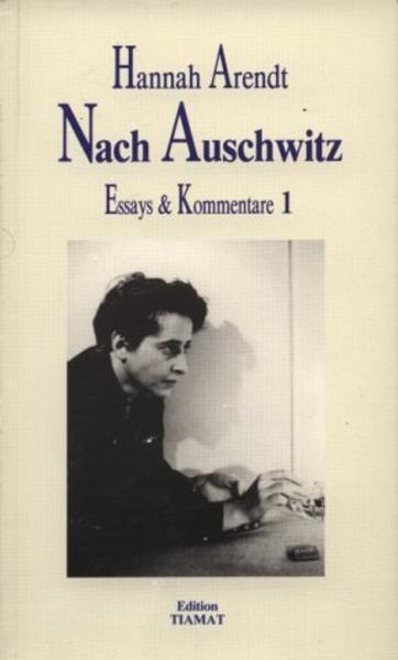 Essays und Kommentare 1. Nach Auschwitz als Buch (kartoniert)