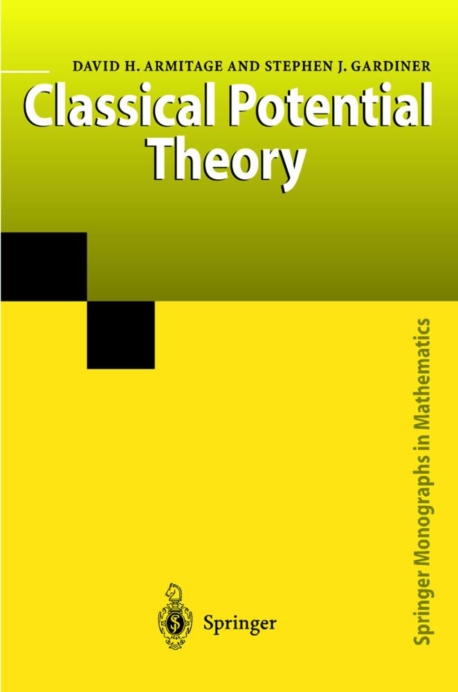 Classical Potential Theory als Buch (gebunden)