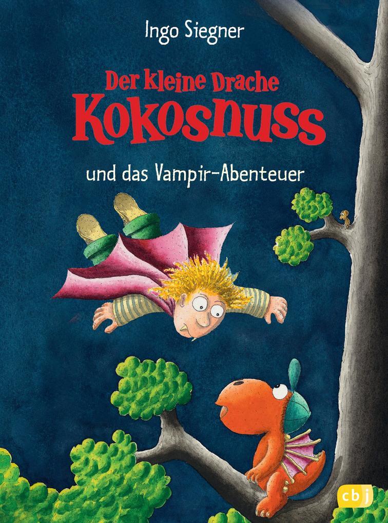 Der kleine Drache Kokosnuss und das Vampir-Abenteuer als eBook epub
