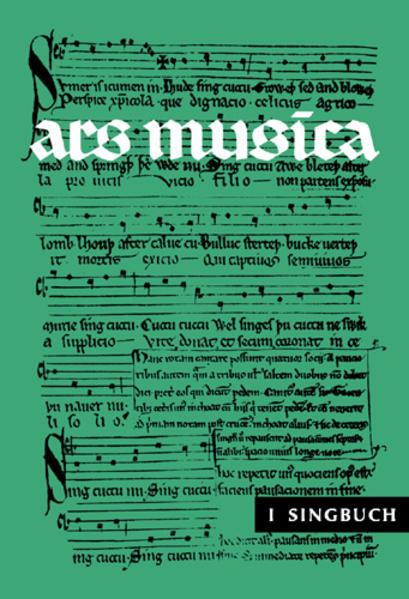 Ars Musica 1 als Buch (kartoniert)