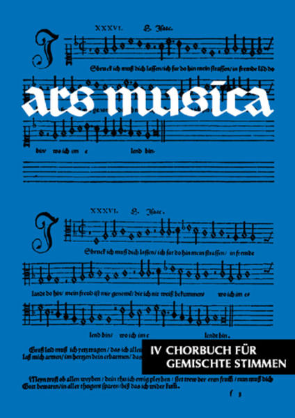 Ars Musica 4 als Buch (gebunden)