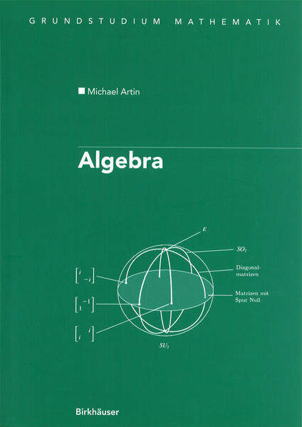 Algebra als Buch (kartoniert)