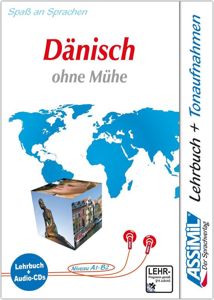 Assimil. Dänisch ohne Mühe. Multimedia-Classic. Lehrbuch und 4 Audio-CDs als Buch