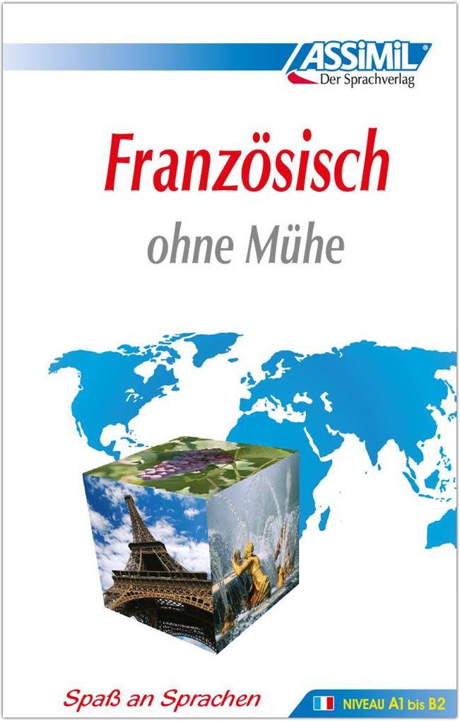 Assimil. Französisch ohne Mühe. Lehrbuch als Buch (gebunden)